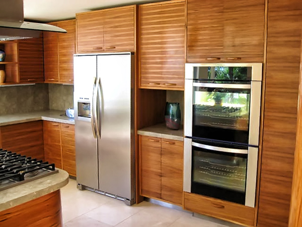 One Of A Kind Custom Kitchens In Exotic Woods And Fine